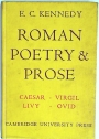 Roman Poetry and Prose.