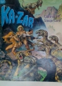 Ka-Zar. Guns of the Savage Land.