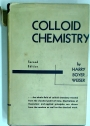 A Textbook of Colloid Chemistry. Second Edition.