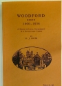 Woodford Essex 1600 - 1836. A Study of Local Government in a Residential Parish.