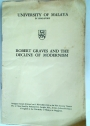 Robert Graves and the Decline of Modernism.