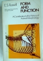 Form and Function: A Contribution to the History of Animal Morphology.
