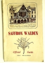 The Borough of Saffron Walden, Official Guide.