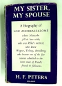 My Sister, My Spouse. A Biography of Lou Andreas-Salome.
