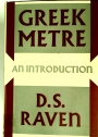 Greek Metre: An Introduction.
