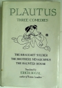 Plautus: Three Comedies.