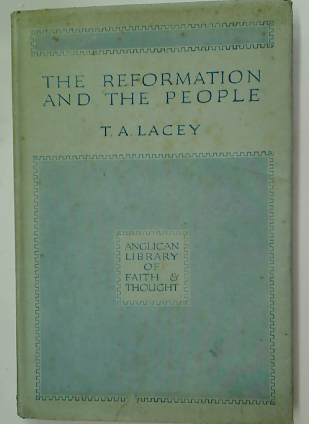 The Reformation and the People.