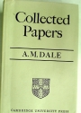 Collected Papers.