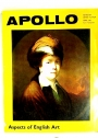 Apollo Magazine, April, 1963: Aspects of English Art.