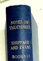 Notes on Thucydides, Original and Compiled. Books I, II and III.