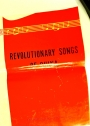 Revolutionary Songs of China. Supplement to China Reconstructs, 1968.