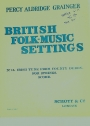 British Folk-Music Settings. Nr 6: Irish Tune from the County Derry. For Strings. Score.