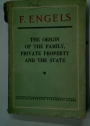 The Origin of the Family, Private Property and the State.
