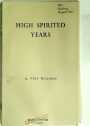 High Spirited Years: A Regional Analysis of Two Periods, 1954 to 1958 and 1961 to 1964, when Convictions for Drunkenness in England and Wales Rose and Fell to an Unusual Extent.