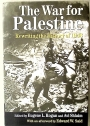 The War for Palestine: Rewriting the History of 1948.