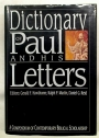 Dictionary of Paul and His Letters. A Compendium of Contemporary Bible Scholarship.