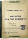 Clothing Almanac No 19: Indonesia and the Philippines.