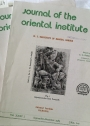 Journal of the Oriental Institute, University of Baroda. Volume 35, Nos 1 - 2 & Nos 3 - 4.