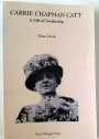 Carrie Chapman Catt: A Life of Leadership.