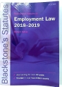 Employment Law 2018-2019.