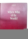 Who's Who of the World. 1999-2000 Global Edition.