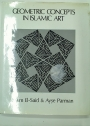 Geometric Concepts in Islamic Art.