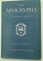 The Books Called Apocrypha According to the Authorized Version.