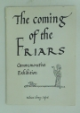 The Coming of the Friars. Commemorative Exhibition.