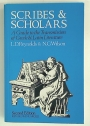 Scribes and Scholars. A Guide to the Transmission of Greek and Latin Literature. Second Edition, Revised and Enlarged.