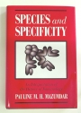 Species and Specificity: An Interpretation of the History of Immunology.