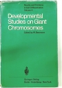 Developmental Studies on Giant Chromosomes. Results and Problems in Cell Differentiation vol 4.