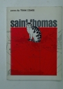 Saint Thomas: Poems.