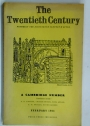 The Twentieth Century, No 936 (Vol 157): A Cambridge Number.