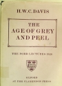 The Age of Grey and Peel.