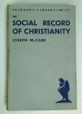 The Social Record of Christianity.