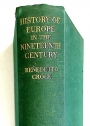 History of Europe in the Nineteenth Century.