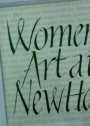 Women's Art at New Hall.