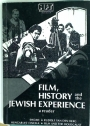 Film, History and the Jewish Experience. A Reader. (National Film Theatre NFT Dossier No 2)