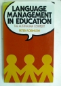 Language Management in Education: The Australian Context.