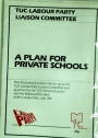 A Plan for Private Schools.