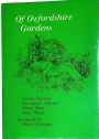 Of Oxfordshire Gardens. Illustrated by Meriel Edmunds.