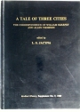 A Tale of Three Cities. The Correspondence of William Sharpey and Allen Thomson.