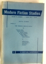 Studies of the Modern French Novel. Modern Fiction Studies, Special Issue.