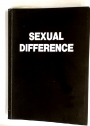 Sexual Difference. (The Oxford Literary Review, Volume 8, Number 1 - 2, 1986)