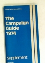 The Campaign Guide 1978. Supplement.