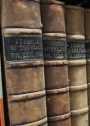 The Justice of the Peace and County, Borough, Poor Law Union, and Parish Law Recorder. Nice half leather set. 1902, 1904 - 1909, 1911, 1912.