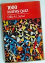 1000 Maths Quiz.