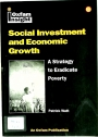 Social Investment and Economic Growth: A Strategy to Eradicate Poverty.